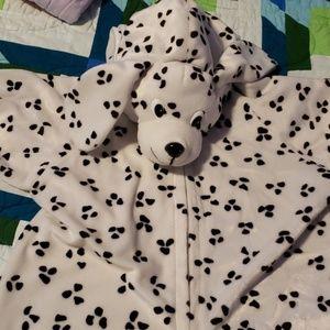 Dalmatian Halloween costume